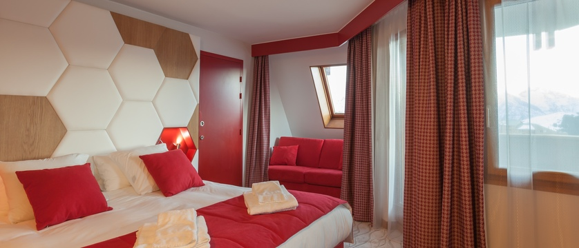 Le Royal Ours Blanc - family room